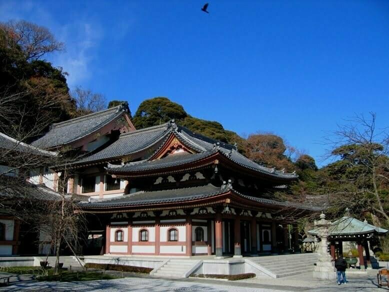 Hase Kannon Temple Kamakura, Japan