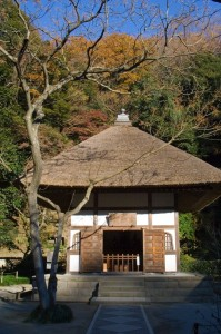 Japaness temple
